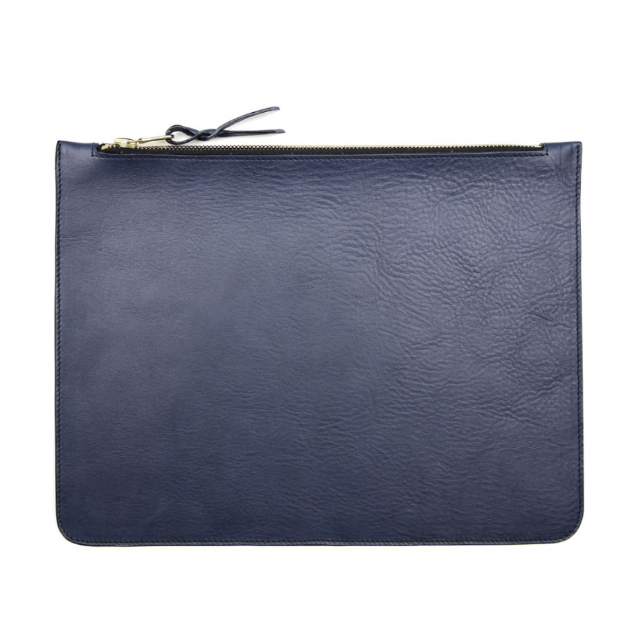 Final Navy Pouch Large