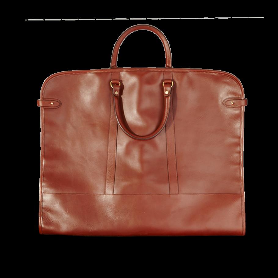 Frank Clegg Leather Garment Bag Closed Kopiera2 1