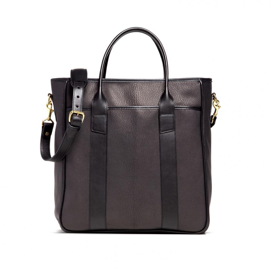 Goatskin Commuter Tote Bag