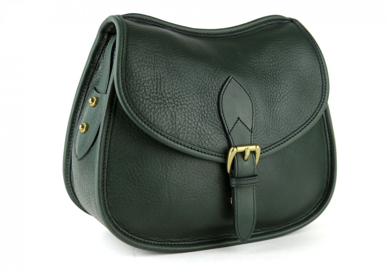 Green Abby Shoulder Bag Frank Clegg Made In Usa 2