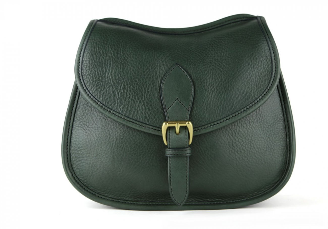 Green Abby Shoulder Bag Frank Clegg Made In Usa 3