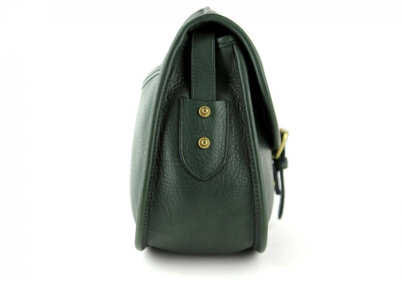 Green Abby Shoulder Bag Frank Clegg Made In Usa 4
