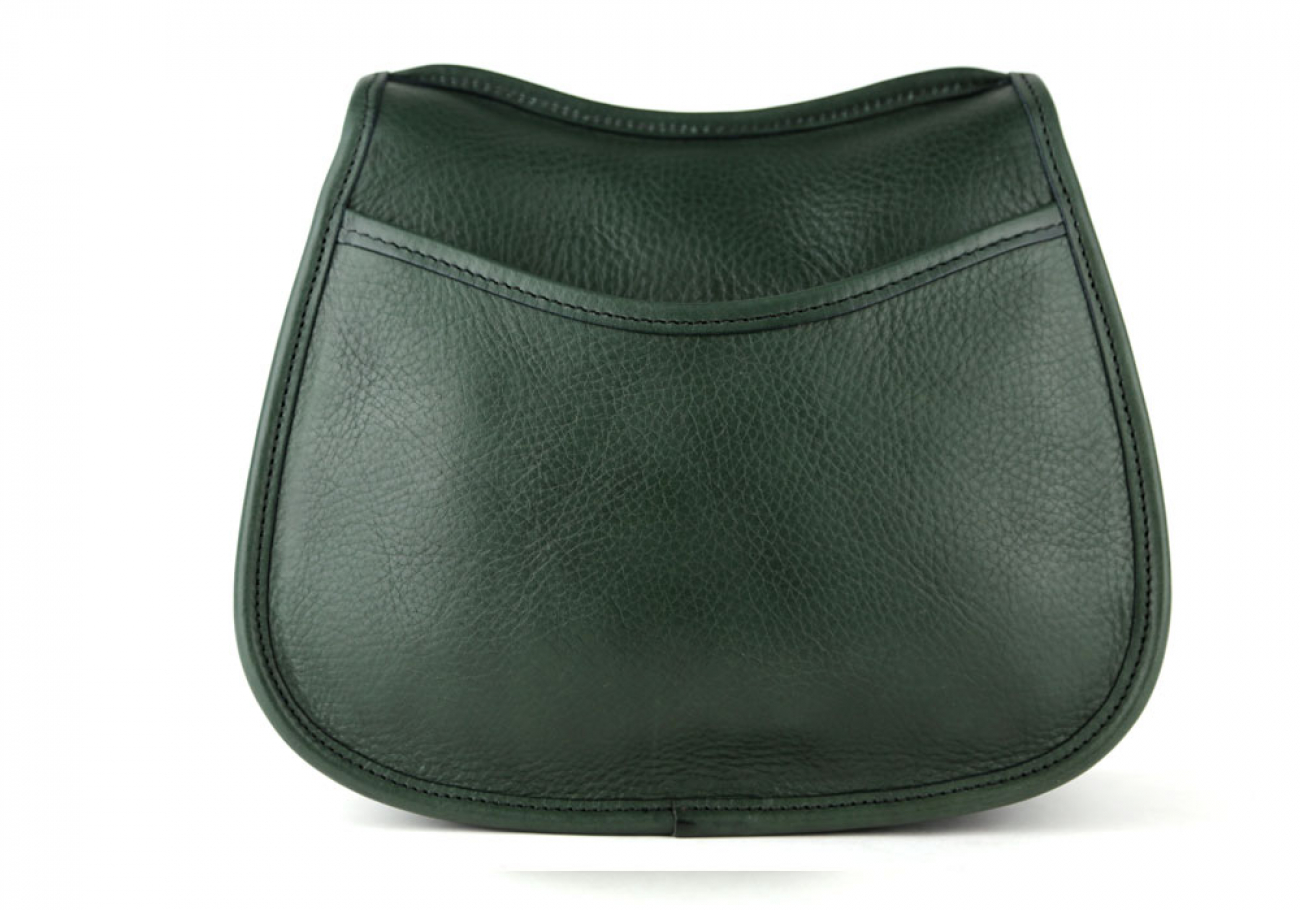 Green Abby Shoulder Bag Frank Clegg Made In Usa 5