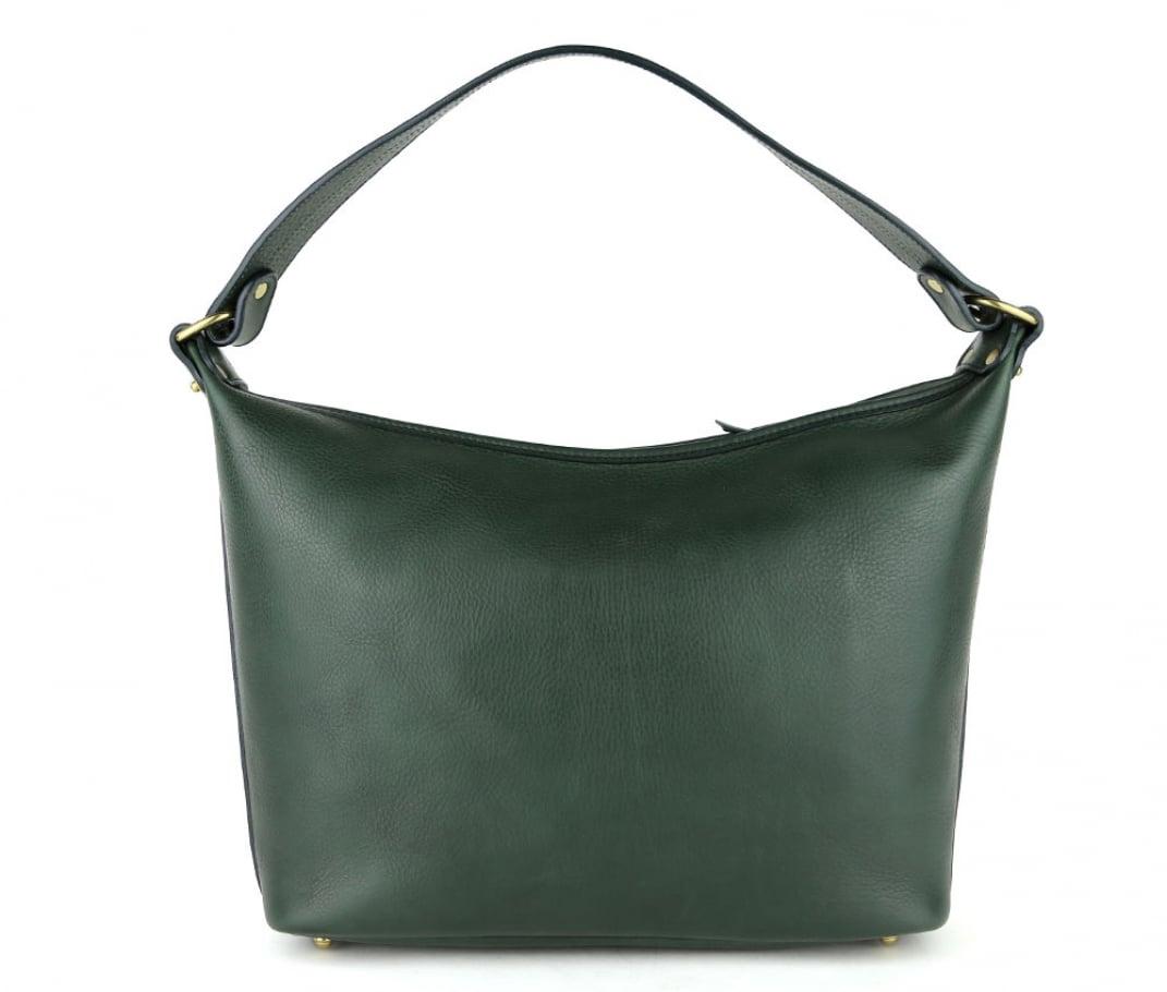 Green Daisy Shoulder Bag Frank Clegg Made In Usa 1