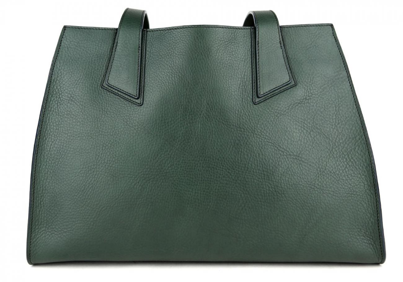 Green Elle Tote Bag Frank Clegg Made In Usa 1
