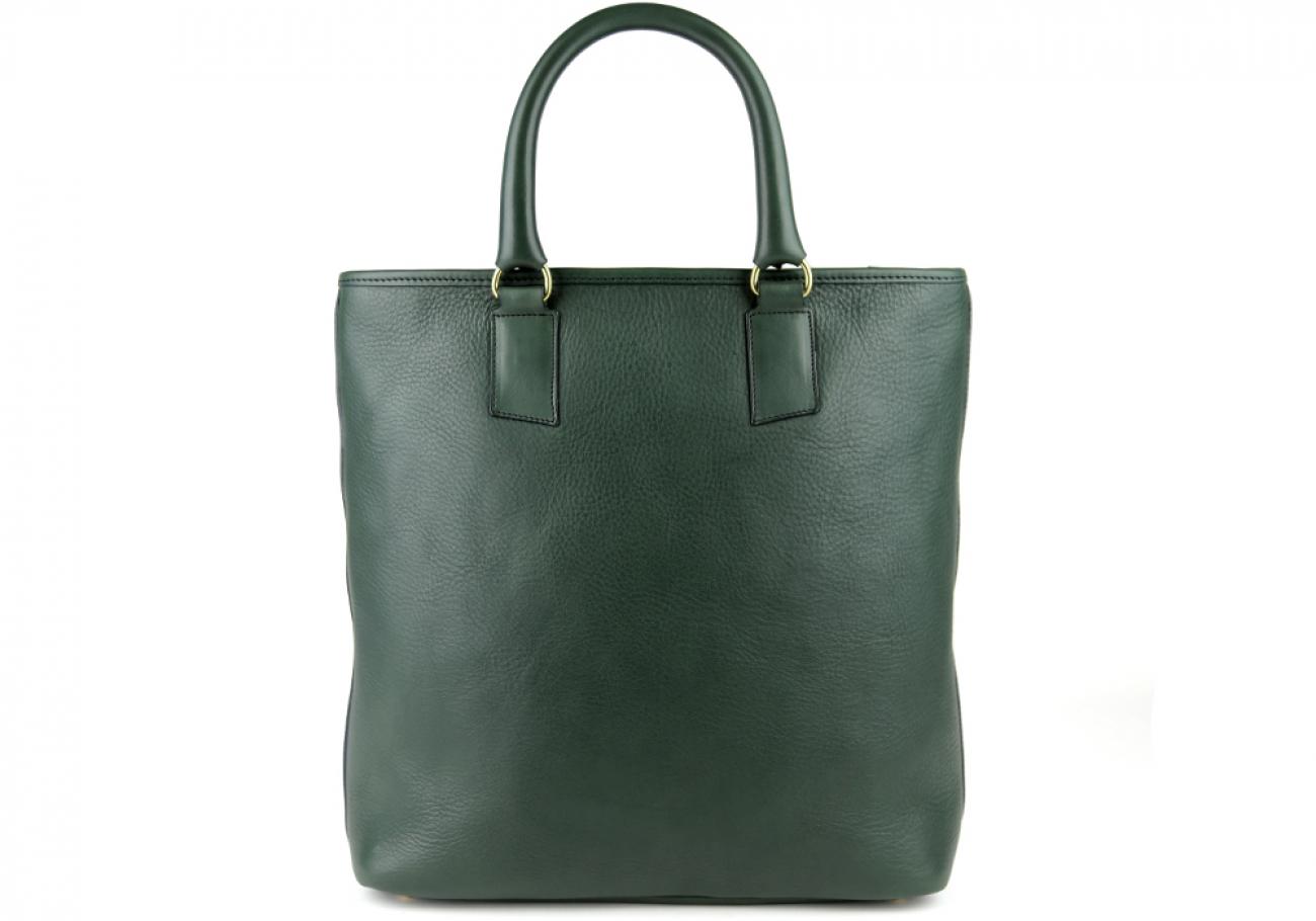 Green Jackie Handbag Frank Clegg Made In Usa 1