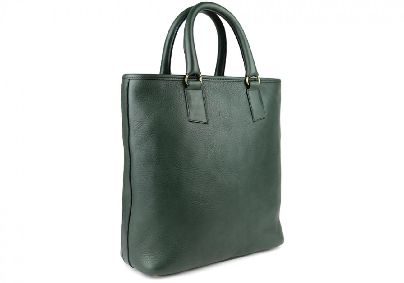 Green Jackie Handbag Frank Clegg Made In Usa 2