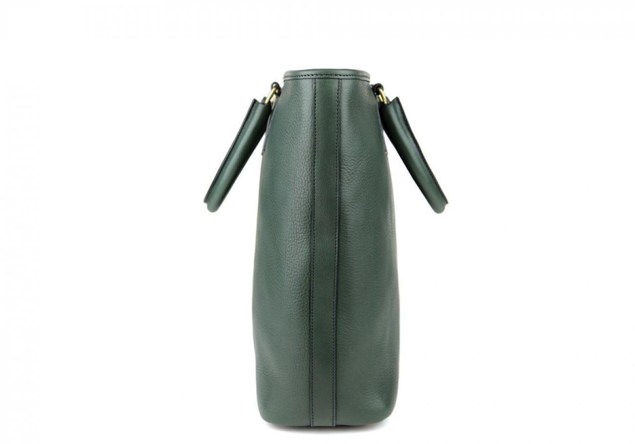 Green Jackie Handbag Frank Clegg Made In Usa 3