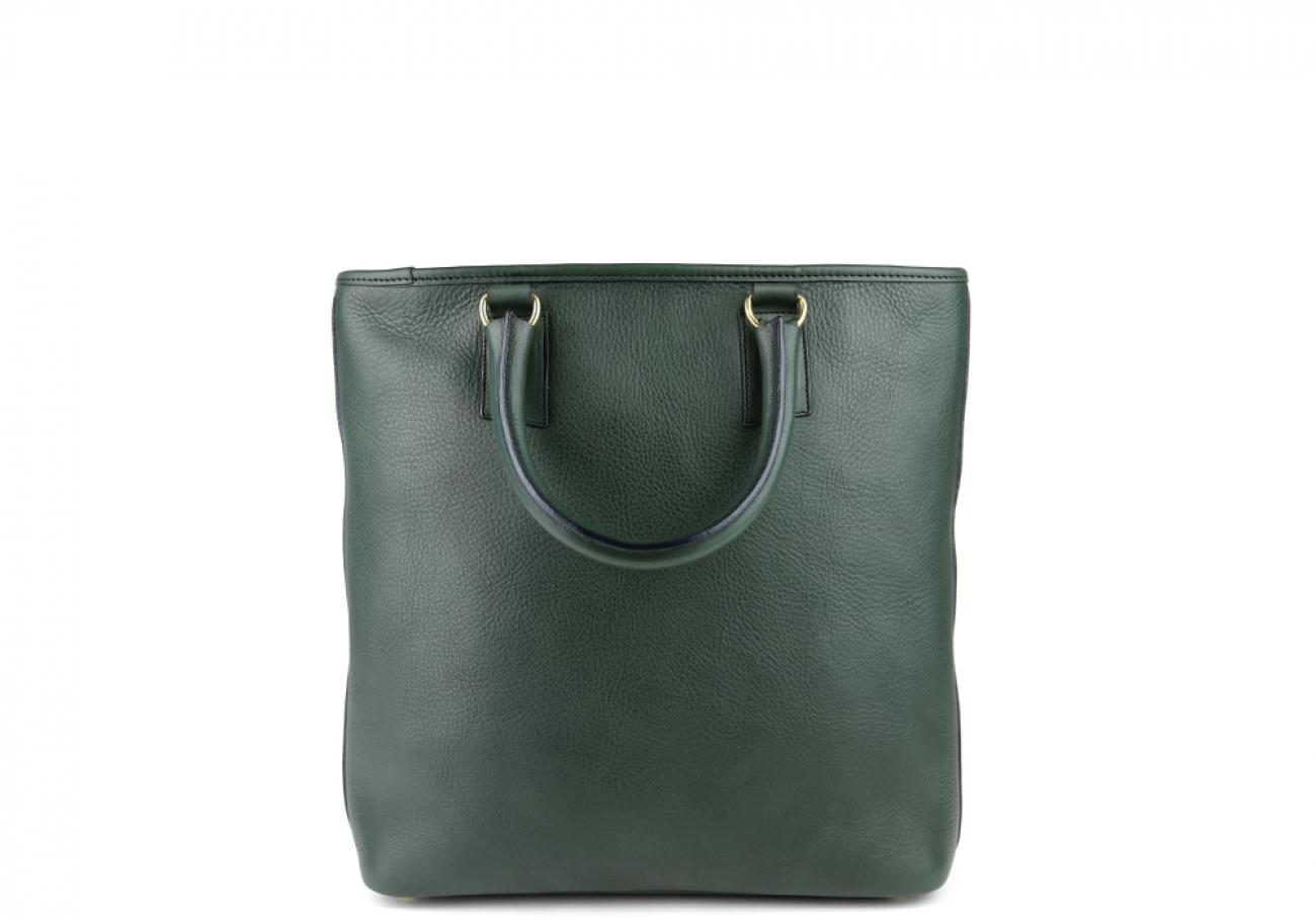 Green Jackie Handbag Frank Clegg Made In Usa 4