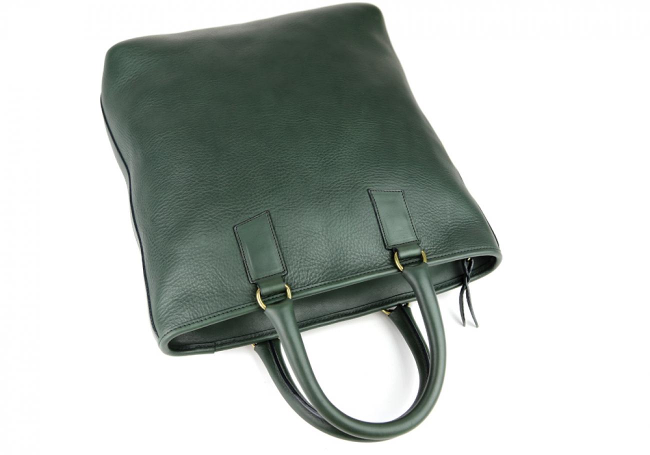 Green Jackie Handbag Frank Clegg Made In Usa 6