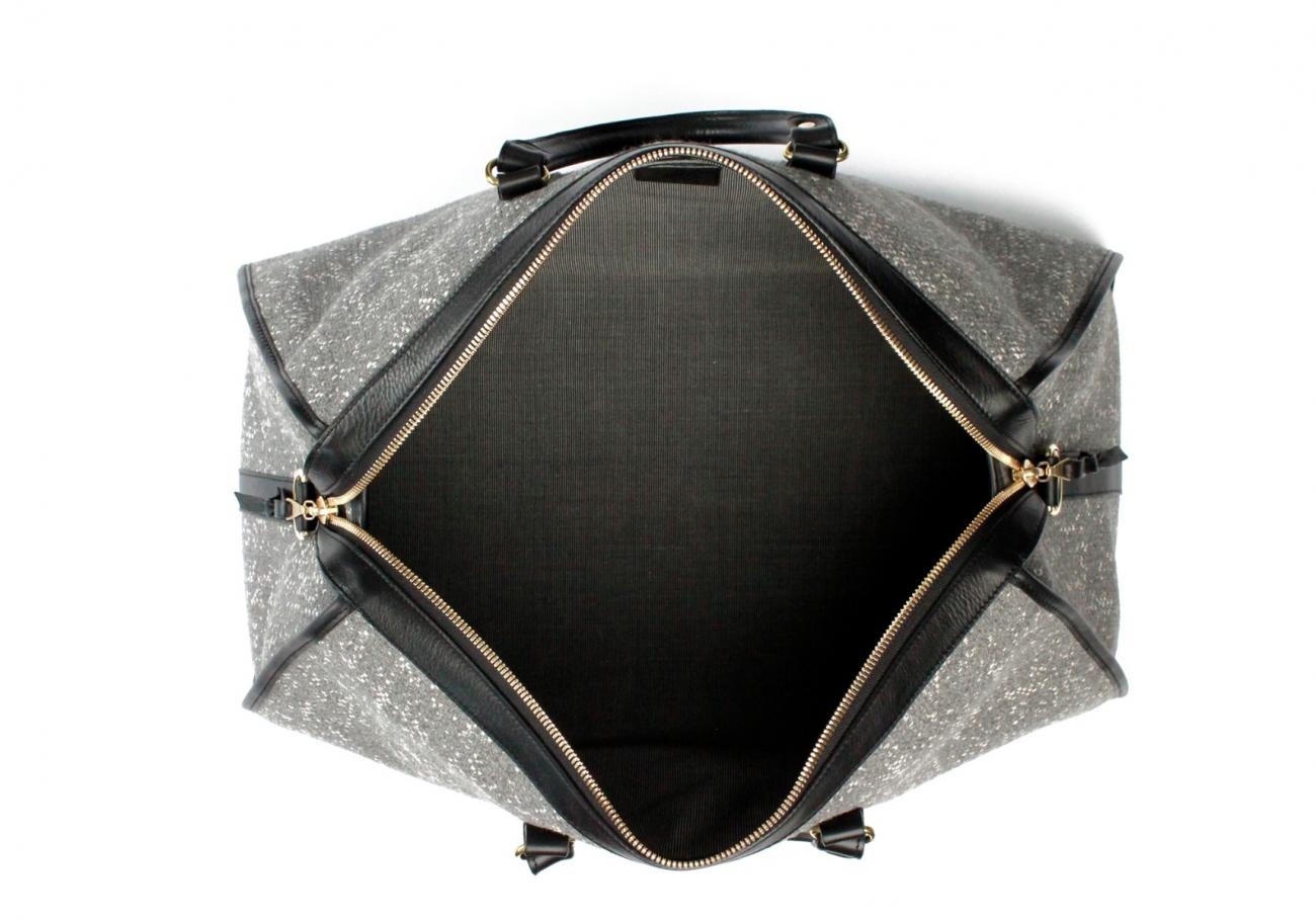 Greystone Sunbrella Tweed Hampton Duffle E
