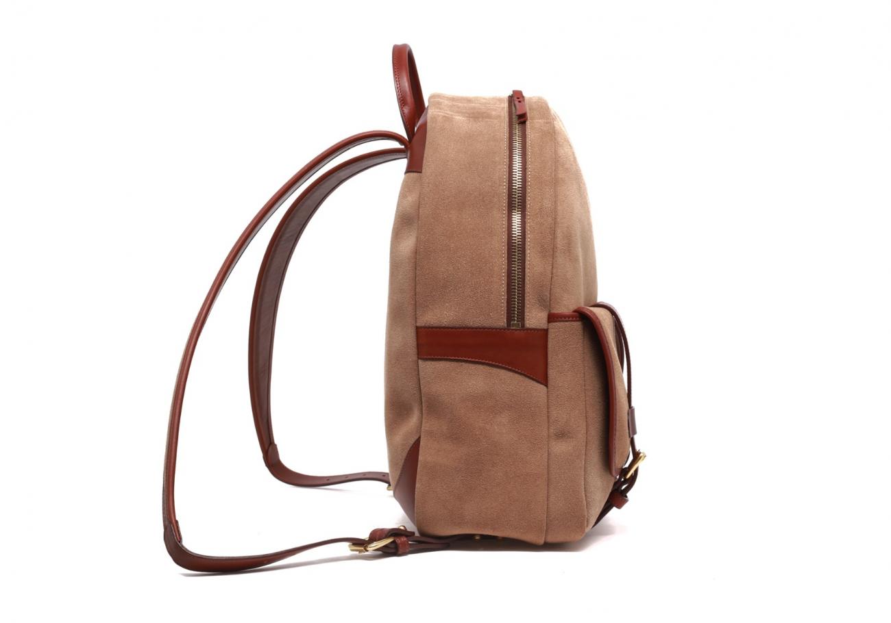 Hampton Backpack Suede5