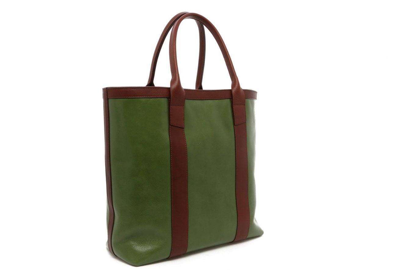Ivy Green Tall Tote C
