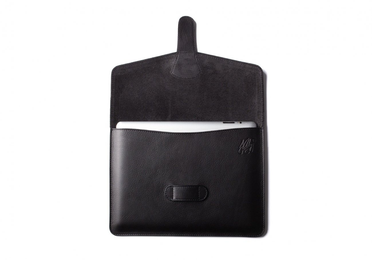 Leather Ipad Case Black 5 1 1