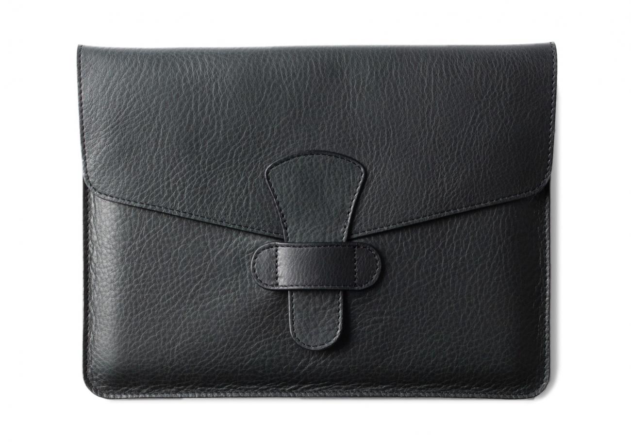 Leather Ipad Case Green 1 1