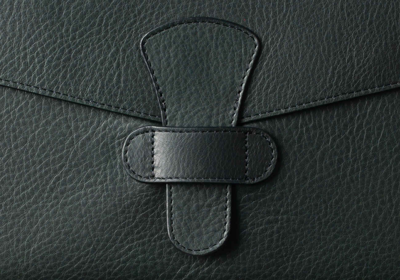 Leather Ipad Case Green 7 1