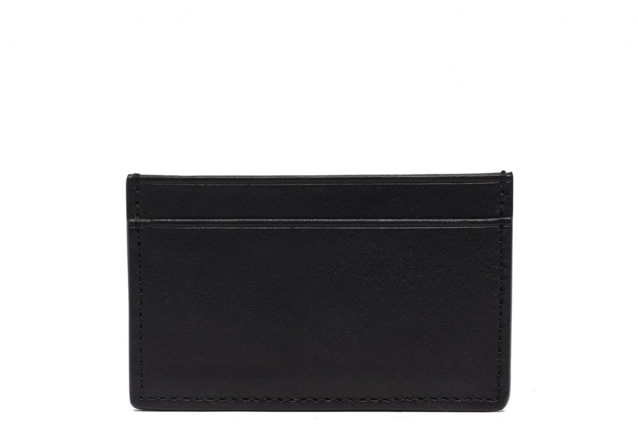 Mini Card Wallet Black