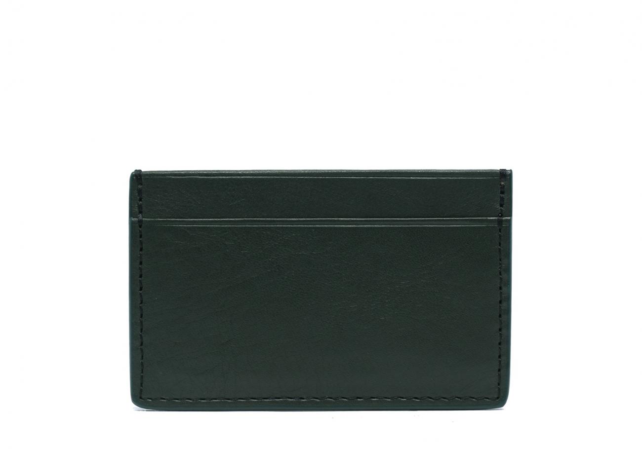 Mini Card Wallet Green