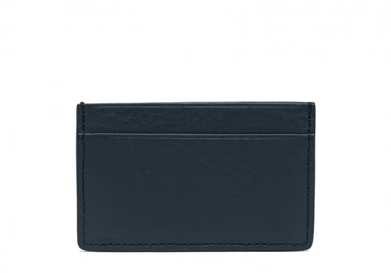 Mini Card Wallet Navy