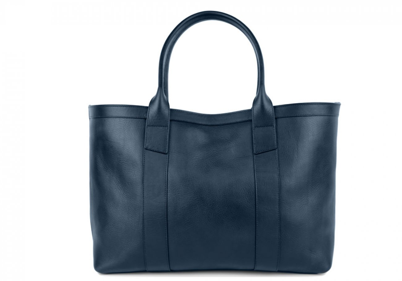 Navy Large Working Tote Made In Usa Frank Clegg 1 1