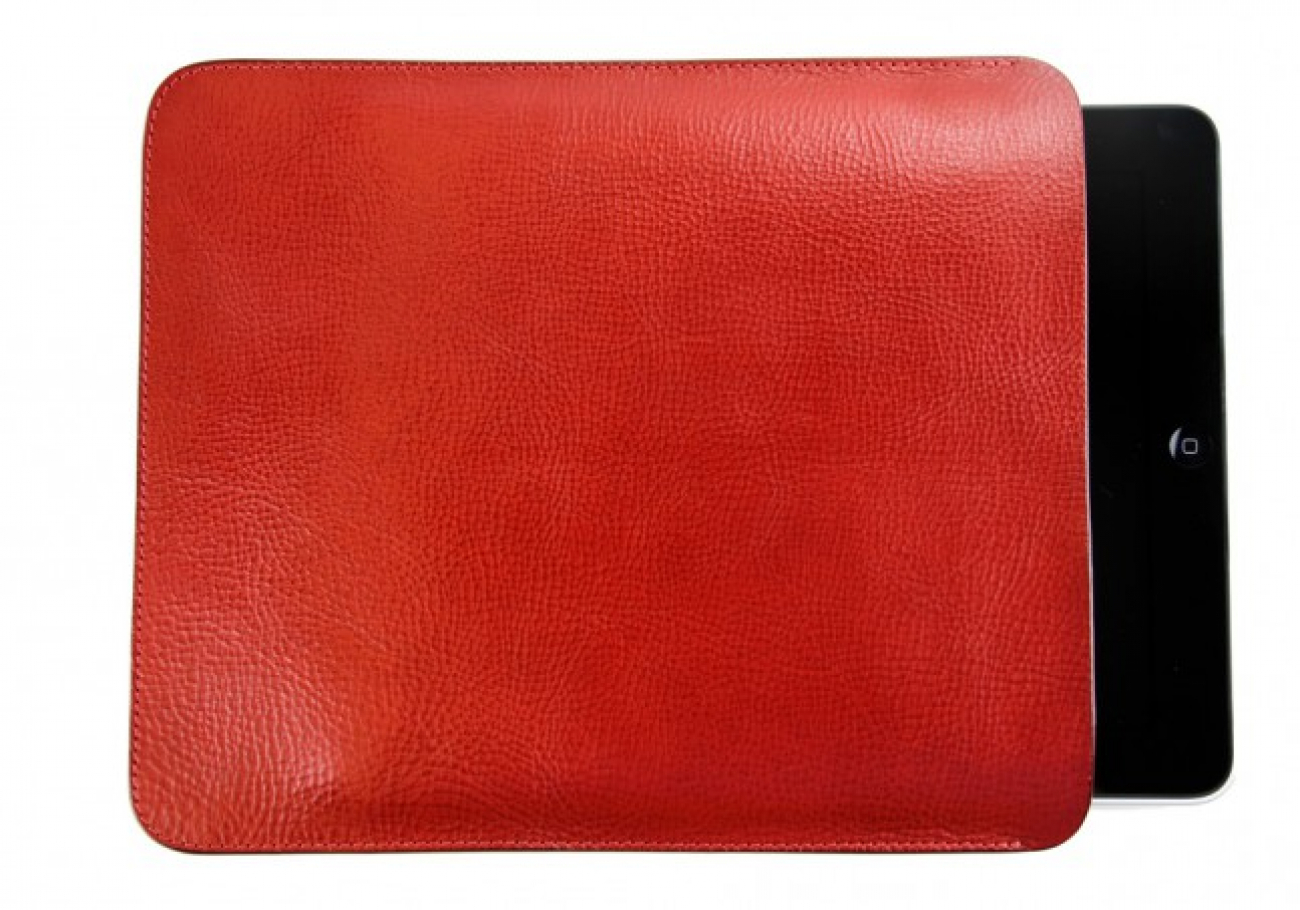 Red Ipad Sleeve 1