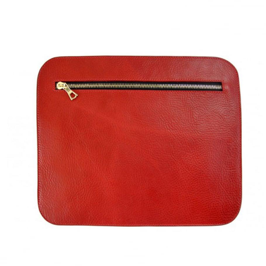 Red Pencil Case Frank Clegg Large 1