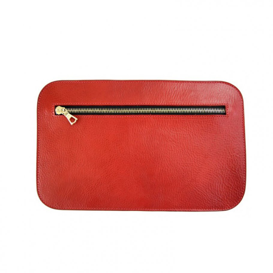 Red Pencil Case Frank Clegg Small 1