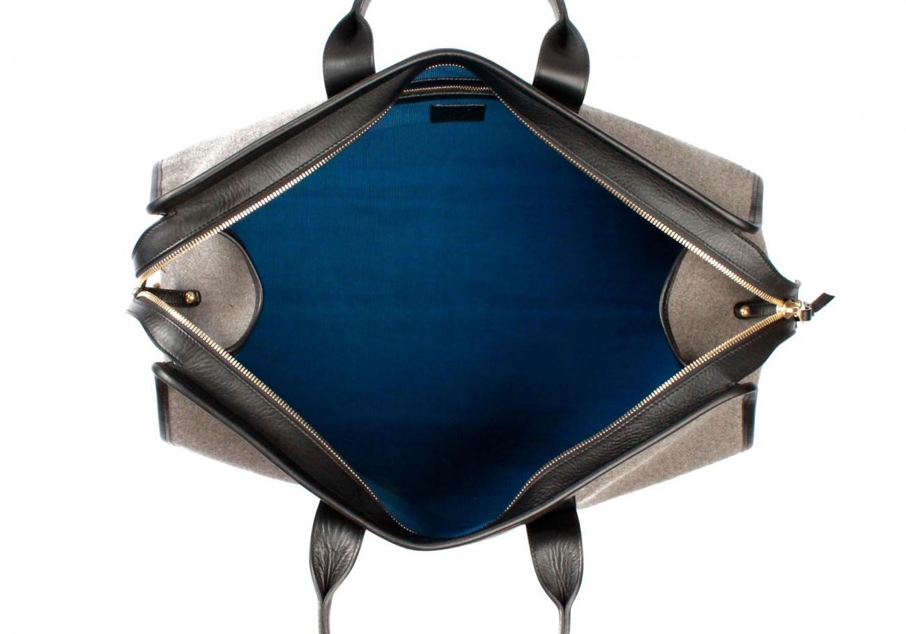 Slate Heritage Sunbrella Sig Duffle E