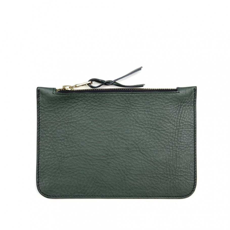 Small Final Green Pouch