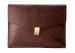 15 22 Lock Portfolio Shrunken Grain Leather Brown5 1