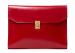 Wrap Around Leather Lock Portfolio Red3 1
