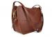 Chestnut Lilly Shoulder Bag Frank Clegg Made In Usa 2 1