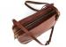 Chestnut Lilly Shoulder Bag Frank Clegg Made In Usa 4 1