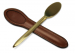 Chestnut Leather Letter Opener Frank Clegg Made In Usa 2