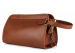 Chestnut Small Belting Leather Travel Kit Frank Clegg Made In Usa 2