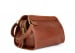 Chestnut Small Belting Leather Travel Kit Frank Clegg Made In Usa 4