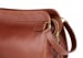 Chestnut Small Tumbled Leather Travel Kit Frank Clegg Made In Usa 5 1