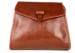 Chestnut Tumbled Leather Tuscany Shoulder Bag Frank Clegg Made In Usa 2