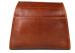 Chestnut Tumbled Leather Tuscany Shoulder Bag Frank Clegg Made In Usa 4