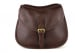 Chocolate Abby Shoulder Bag Frank Clegg Made In Usa 3