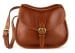 Cognac Abby Shoulder Bag Frank Clegg Made In Usa 1