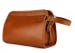 Cognac Large Belting Leather Travel Kit Frank Clegg Made In Usa 2