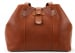 Cognacs Leather Md Handbag Tote Frank Clegg Made In Usa 1