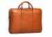 Commuter Briefcase Leather Cognac1