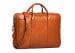 Commuter Briefcase Leather Cognac2