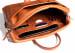 Commuter Briefcase Leather Cognac6