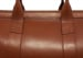 Leather Duffle Bag Harness Cognac Leather 4