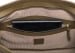 Leather Duffle Bag Harness Olive Leather 6