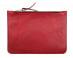 Medium Red Zipper Pouch Made In Usa Frank Clegg 1