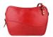 Red Lilly Shoulder Bag Frank Clegg Made In Usa 1